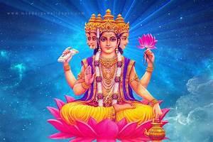 Lord Brahma Images, pics & hd wallpaper download