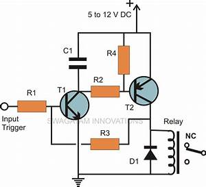 Transistor Latch Circuit Explained