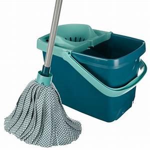Buy Leifheit Classic Mop and Bucket Set | John Lewis