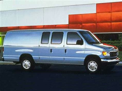 1996 Ford E 250 by 1996 Ford E 250 Specs Safety Rating Mpg Carsdirect