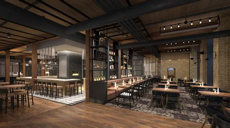 boutique cuisine hewing hotel brings boutique hotel rooftop dining to