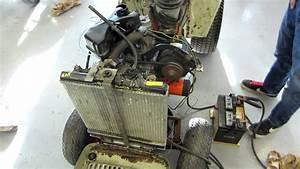 Kubota Z482 In Bolens 1256