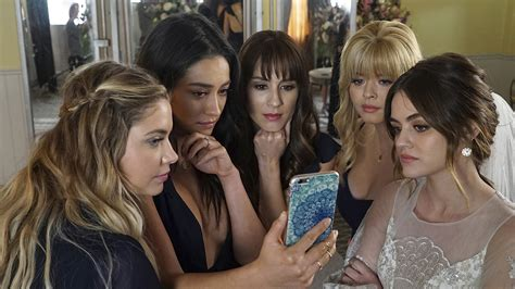 'Pretty Little Liars' Series Finale: Who Is A? (SPOILER ...