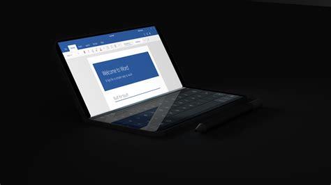 microsoft s mythical surface phone gains folding screen pop open glance mode mspoweruser