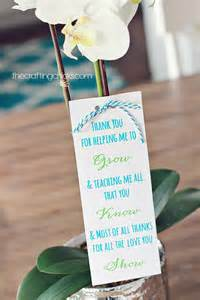 plant gift idea free printable poem the crafting
