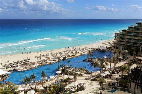 Cancun Beach Wedding at Hard Rock Resort- Gady and Brian ...