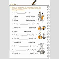 Grade+3+grammar+lesson+5+adjectives++comparison  English  Pinterest  Grammar Lessons, English