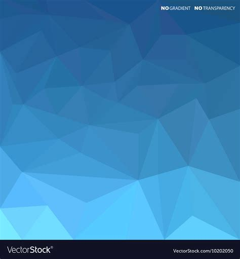 Abstract Blue Shapes Background by Blue Abstract Background With Geometric Shapes Vector Image