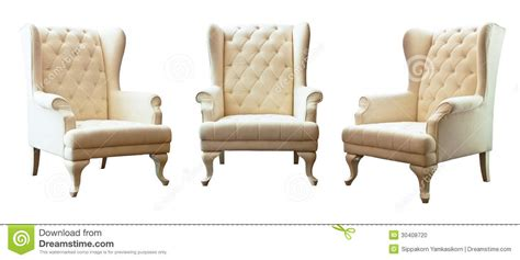 Classic Chair Stock Photo. Image Of Antique, Seat