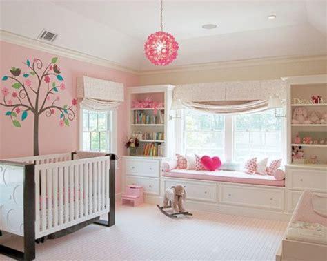 Kinderzimmer Mädchen Schulkind by Babyzimmer Mit Fensterbank Rosafarbene W 228 Nde Gegenst 228 Nde