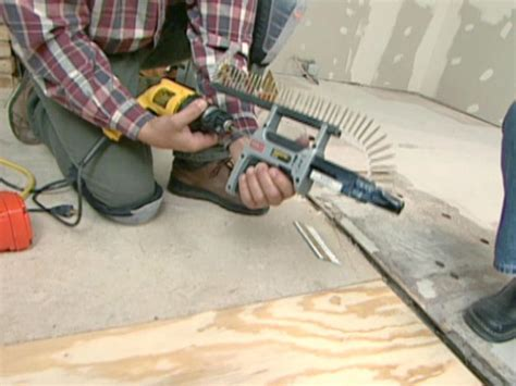 How To Replace Water Damaged Floor by How To Repair A Water Damaged Subfloor How Tos Diy