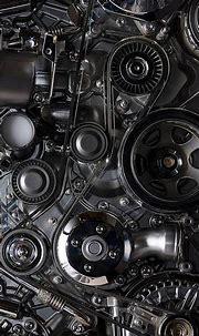 Ferrari engine | Papel de parede steampunk, Papel de ...