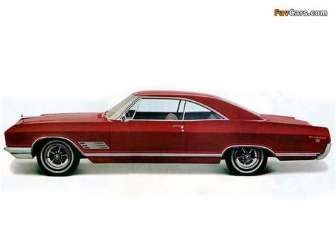 Buick Wildcat Sport Coupe 1966 wallpapers (640x480)