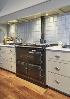 matching kitchen cabinets black aga with bespoke painted cabinets in farrow 4040
