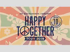 Happy Together Tour Ryman Auditorium