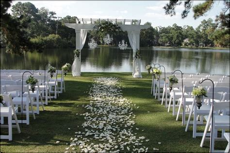Beautiful Outdoor Wedding Venues Near Me