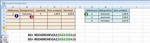 Formule Si Excel : excel la fonction recherchev ~ Medecine-chirurgie-esthetiques.com Avis de Voitures