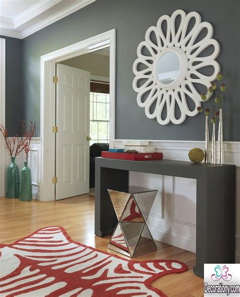 how to decorate an entry table 18 wonderful entryway furniture decorating ideas