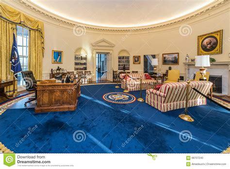 bureau ovale maison blanche rock ar usa vers en février 2016 reproduction