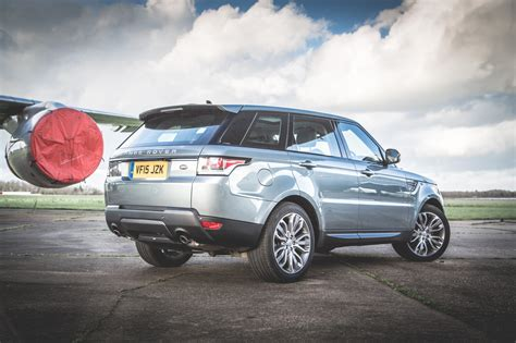 Review Land Rover Range Rover Sport by Land Rover Range Rover Sport Hse Dynamic 2016 Review