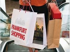 Shopping in Frankfurt Frankfurt Tourism