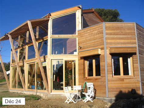 bureau d ude structure bois exemples de construction bois vers manosque une maison