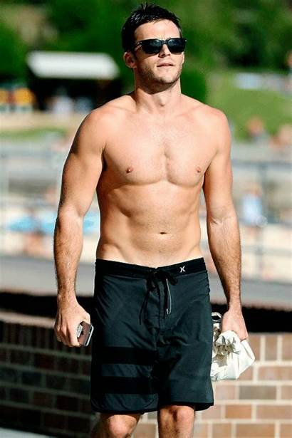 Scott Eastwood Beach Shirtless Bondi Perfect Eric