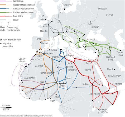 Diagram Of Italy Migration by Kod Władzy Kt 243 Rędy Imigranci Docierają Do Europy Czy