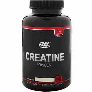 Optimum Nutrition  Creatine Powder  Unflavored  5 29 Oz  150 G