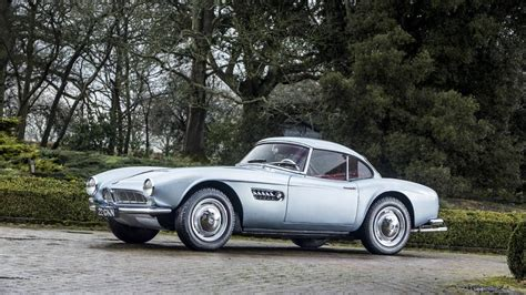 Bmw 507 Roadster by Bmw 507 From Legendary Racer Surtees To Be