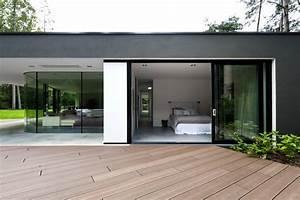 Modern Glass House Designed by 123DV - interior design