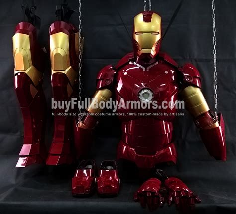 iron man table l buy iron man suit halo master chief armor batman costume