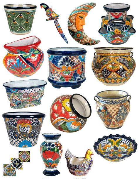 mexican talavera pottery and ceramics in san diego san