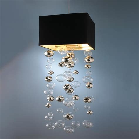 glass shade chandelier l shades by shades of