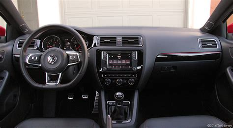 2016 Volkswagen Jetta Gli Review
