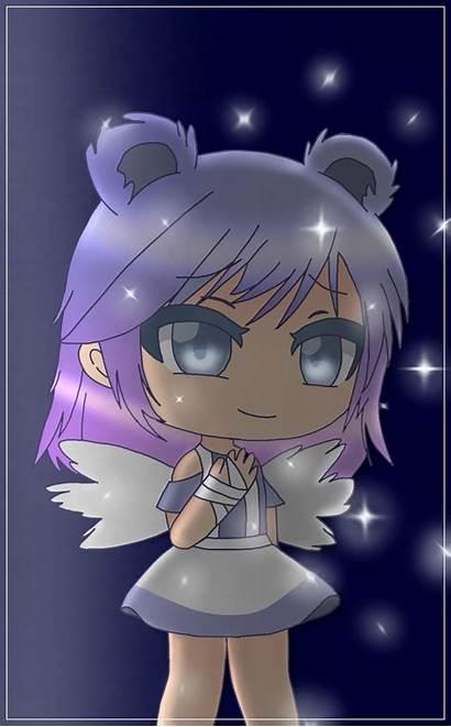 Gacha Anime Kawaii Wallpapers Wolf Deviantart Chibi