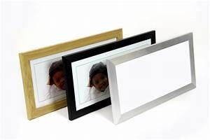 Moderne Bilder Mit Rahmen : moderner panorama bilderrahmen 45x20 cm holz alu geb rstet fotorahmen rahmen ebay ~ Sanjose-hotels-ca.com Haus und Dekorationen