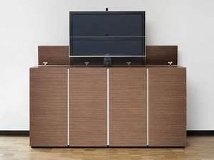 Tv Lift Schrank : tv schrank ausfahrbar wohn design ~ Orissabook.com Haus und Dekorationen