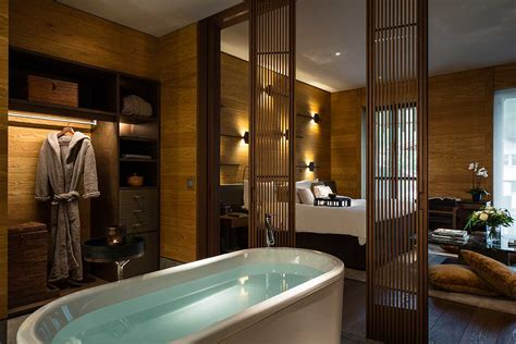 bathroom spa ideas the chedi andermatt krieger immobilien