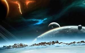 Space Wallpaper Hd wallpaper - 736541