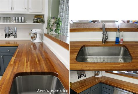 kitchen remodel with island 20 exles of stylish butcher block countertops