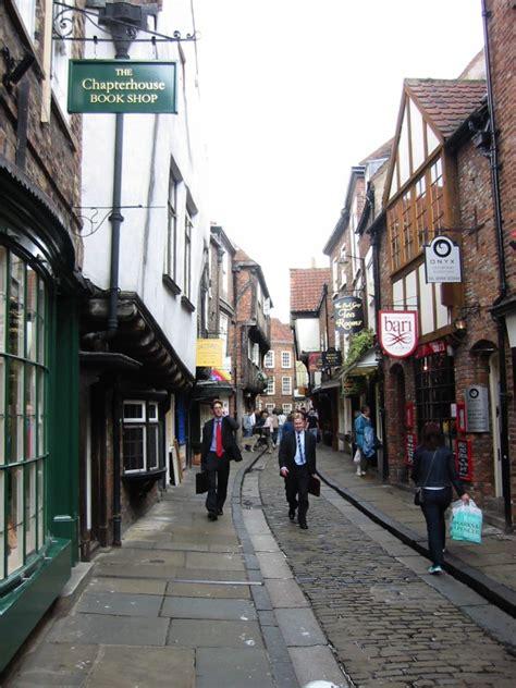 England Trip 2004 - The Shambles, York