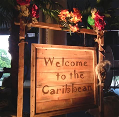 Big Foot Events  Parties & Balls  Caribbean Themed Night