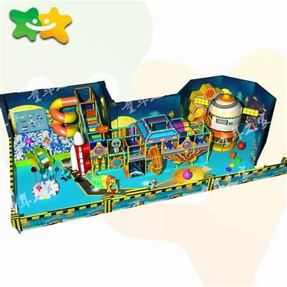 Indoor Playground Amusement Theme Space Park