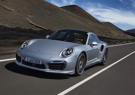 2018 991 Porsche 911 Turbo And Turbo S Revealed Official