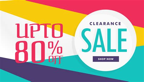 amazing discount and sale voucher banner template vector ...