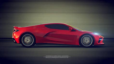 Chevy Corvette C8 Wallpaper by 2020 Corvette Wallpapers Wallpaper Cave