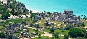 Tulum Mexico Ruinas de Tulum