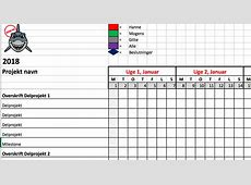 Tidsplan download en gratis excel skabelon til at lave