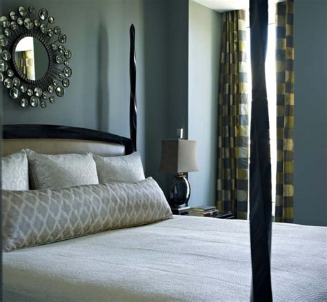 Black And Silver Bedroom Ideas  Homes Gallery